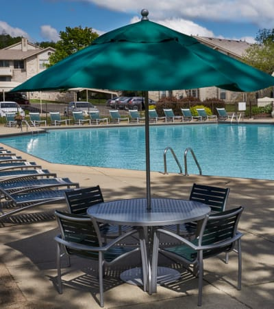 View the amenities at Muirwood in Farmington Hills, Michigan