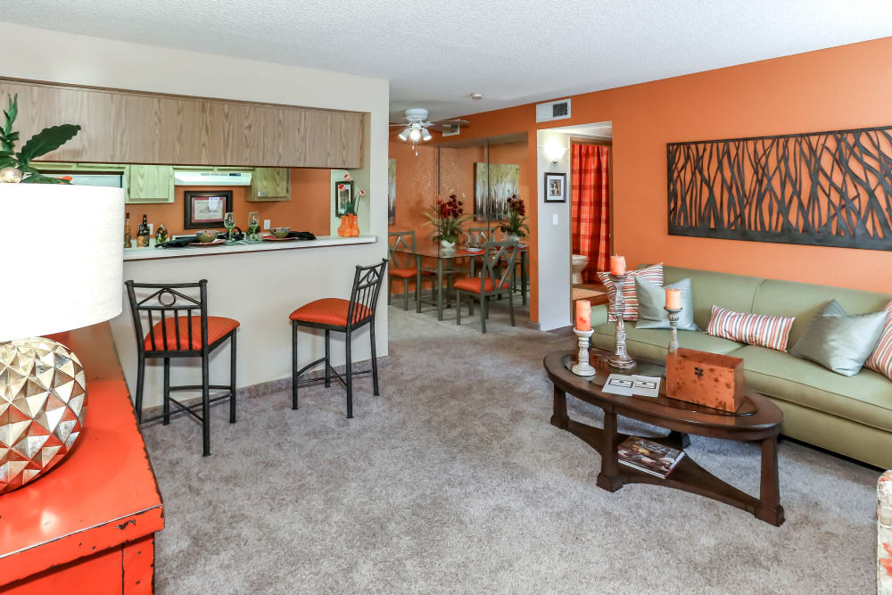 Give your bedroom furniture a new home at Country Club at Valley View.