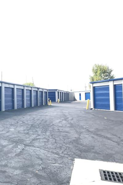 Photo of storage units at Pataskala Storage