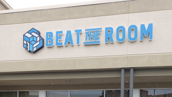 Beat The Room Rocklin