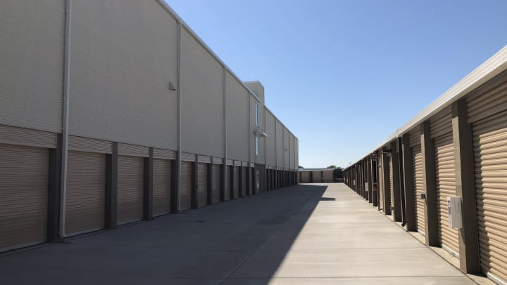 Drive-Up Self Storage In Oakley, CA