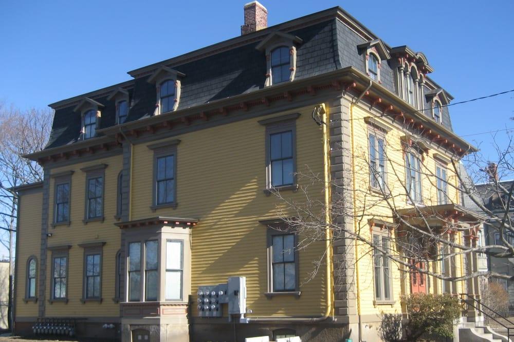 Villa Victorian near ONE Neighborhood Builders Apartments in Providence, Rhode Island