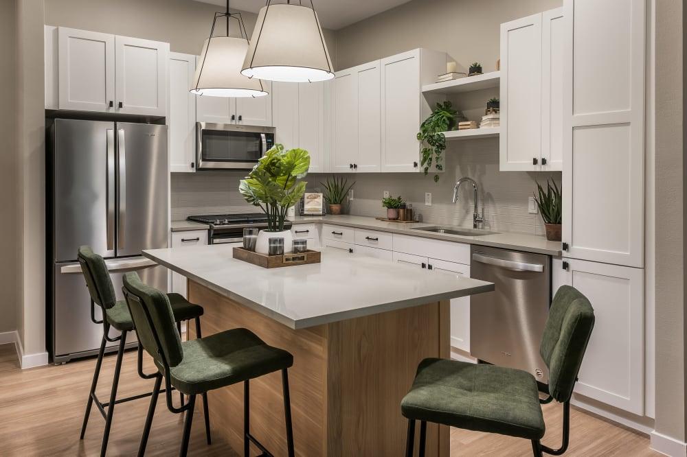 View the floor plans at Gramercy Scottsdale in Scottsdale, Arizona