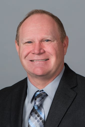 Charles Farris, Regional Director of Facility Operations