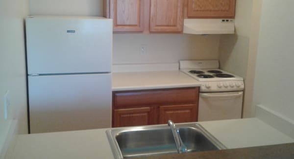Kitchen at Aspen Meadows in Aurora, Colorado