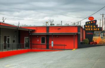Nearby location: NoDa Self Storage