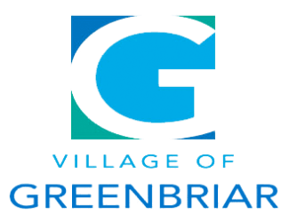 Village of Greenbriar