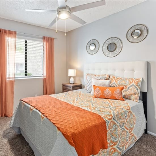 Link to floor plans page of Argenta Apartments in Mesa, Arizona