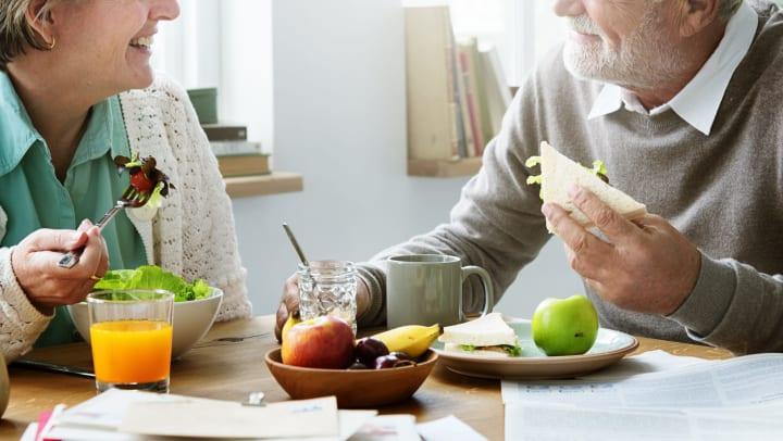 Immune-healthy Foods for Seniors