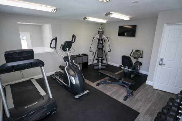 Fitness Center at Ridgeview