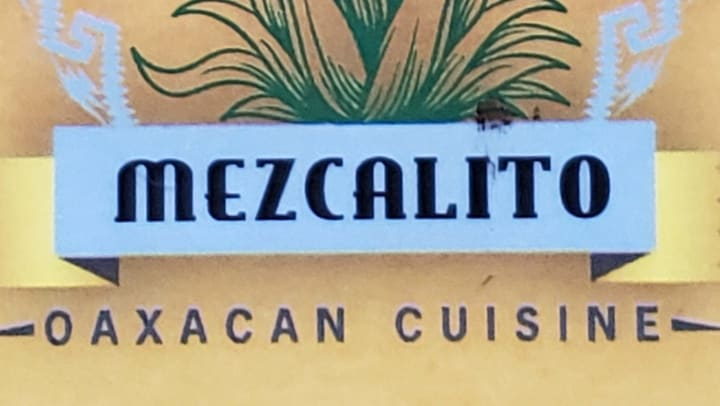Mezcalito Oaxaca Logo