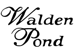 Our logo at Walden Pond in Houston, Texas