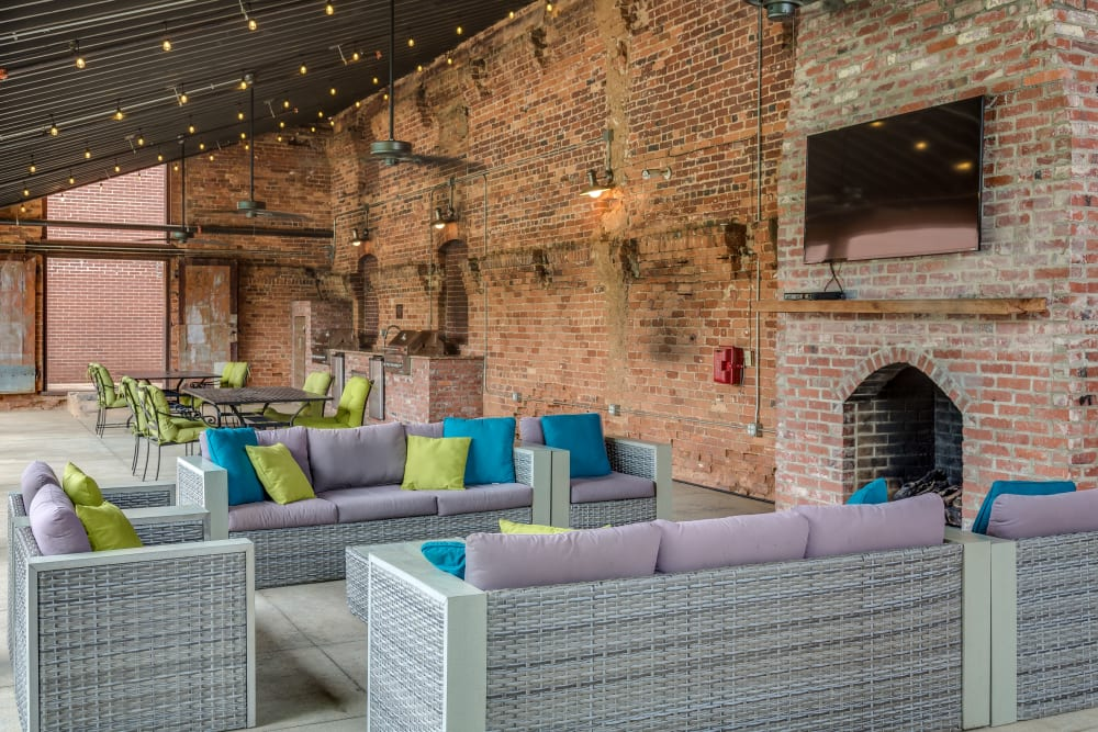Photos Of The Lofts Of Greenville In Greenville South Carolina