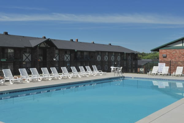 Amenities at our Greenfield apartments