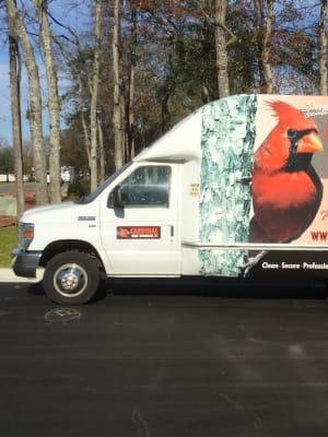 Features at Cardinal Self Storage - Wilmington in Wilmington, North Carolina