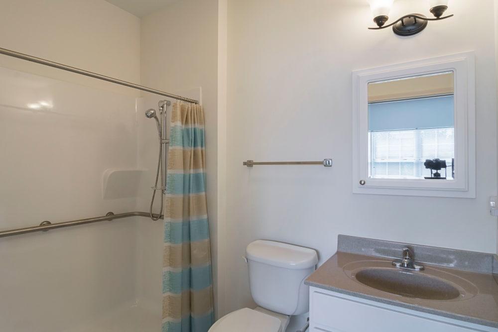 Independent Living Bathroom Michigan City Indiana