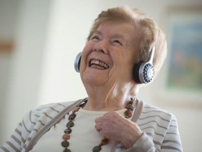 SoundBridge is helping create Aha! Moments at Wheatfields Senior Living Community