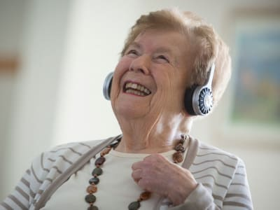 SoundBridge is helping create Aha! Moments at Rosewood Memory Care