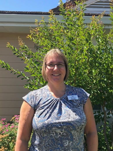 Susan Todd of Lassen House Senior Living in Red Bluff, California