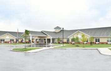 Link to Paddock Springs's Orchard Pointe Health Campus location