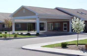 Link to Thornton Terrace Health Campus's Hampton Oaks Health Campus location