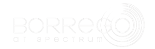 Borrego at Spectrum logo