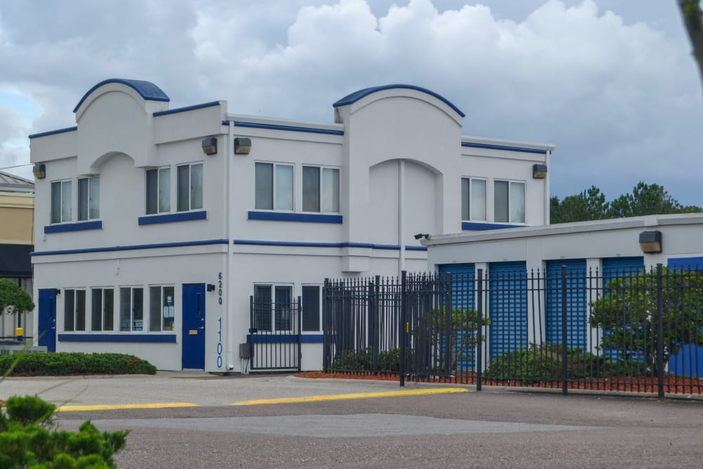 Learn more about our Atlantic Self Storage location at 6200 Ft. Caroline Rd in Jacksonville, FL