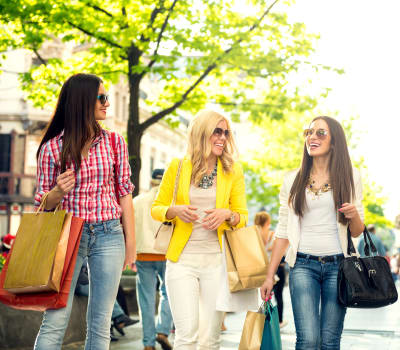 Go shopping near Arbors at Edenbridge Apartments & Townhomes in Parkville, MD