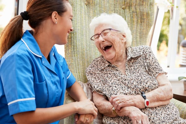Award-winning memory care in portage indiana
