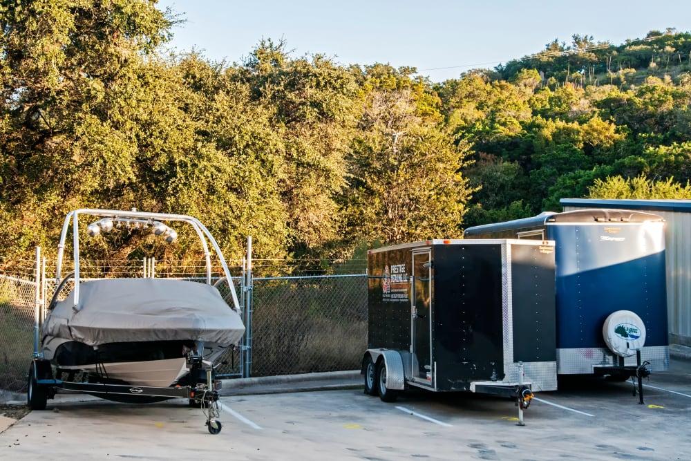 RV, Auto, & Boat Storage at San Antonio, Texas near Lockaway Storage