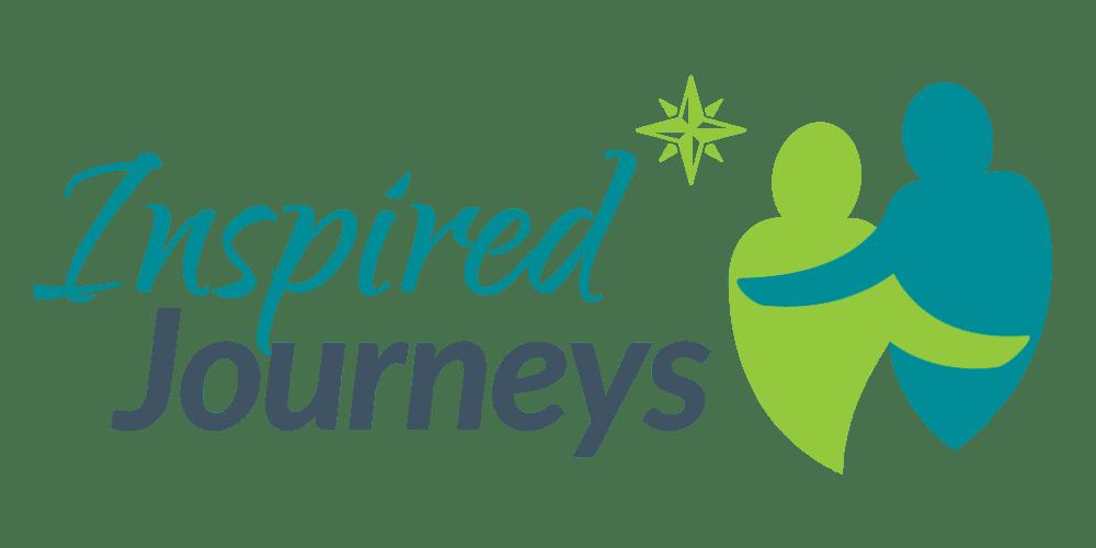 Inspired journeys logo at Inspired Living Hidden Lakes in Bradenton, Florida