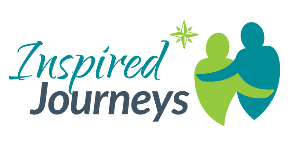 Inspired journeys logo at Inspired Living Sarasota in Sarasota, Florida