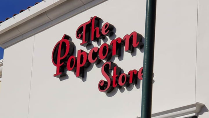 The Popcorn Store Rocklin