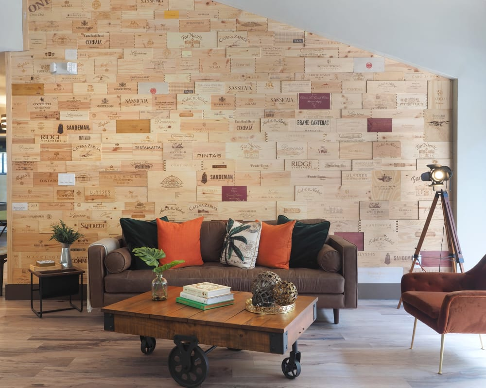 Stylish community lounge area with CSRE in Lakewood, New Jersey