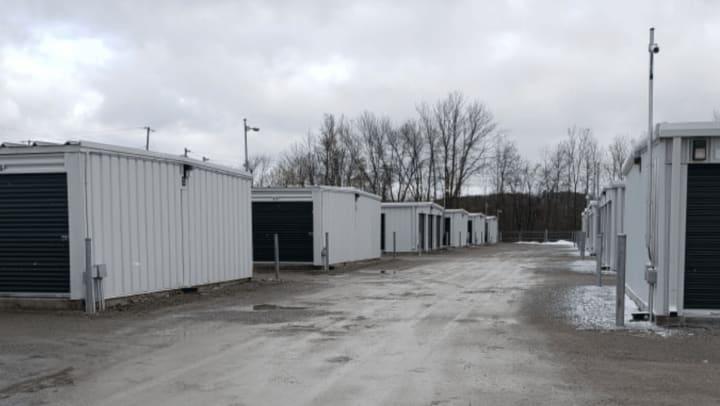 new storage facility