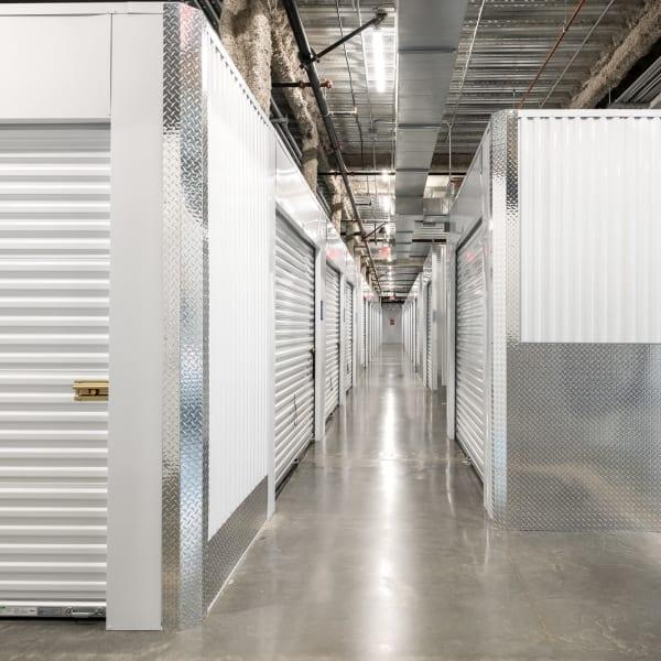 Interior units at StorQuest Self Storage in Escondido, California
