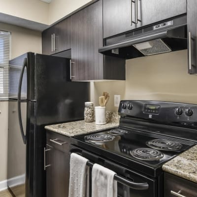 View floor plans at Hidden Creek Apartment Homes in Columbus, Ohio