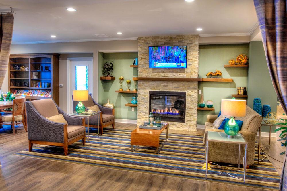 Relaxing Avenida Partners, LLC lounge