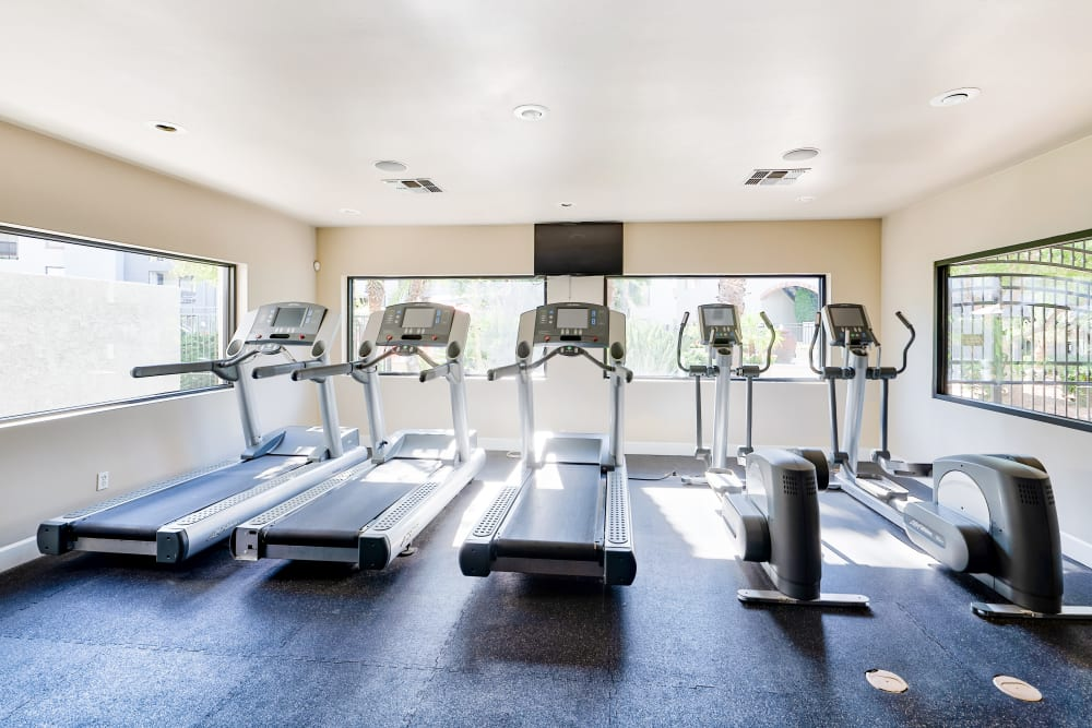 Enjoy Apartments with a Gym at Greenspoint at Paradise Valley in Phoenix, AZ