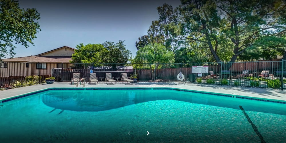 View a virtual tour of our garden-style community at Pleasanton Heights in Pleasanton, California
