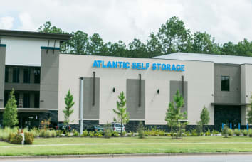 Learn more about our Atlantic Self Storage location at 4155 Race Track Rd Saint Johns, FL 32259