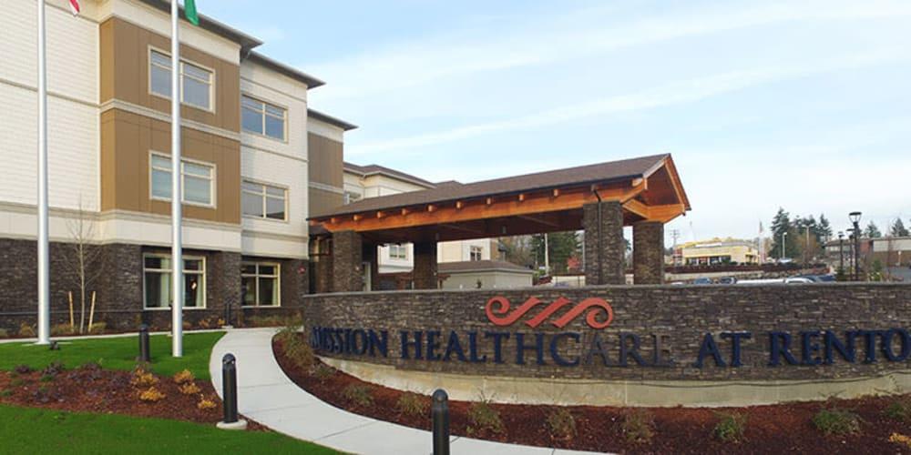 Mission Healthcare of Renton in Renton, Washington.