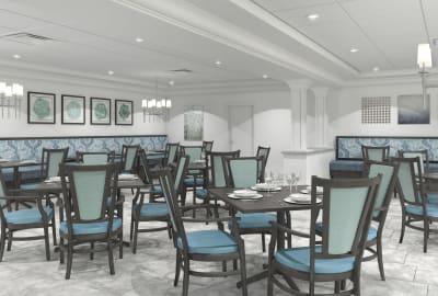 Sensations Dining Room