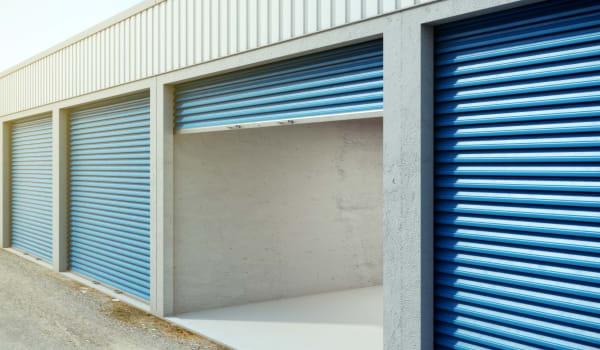 Exterior at Security Self-Storage in Atlanta, Georgia