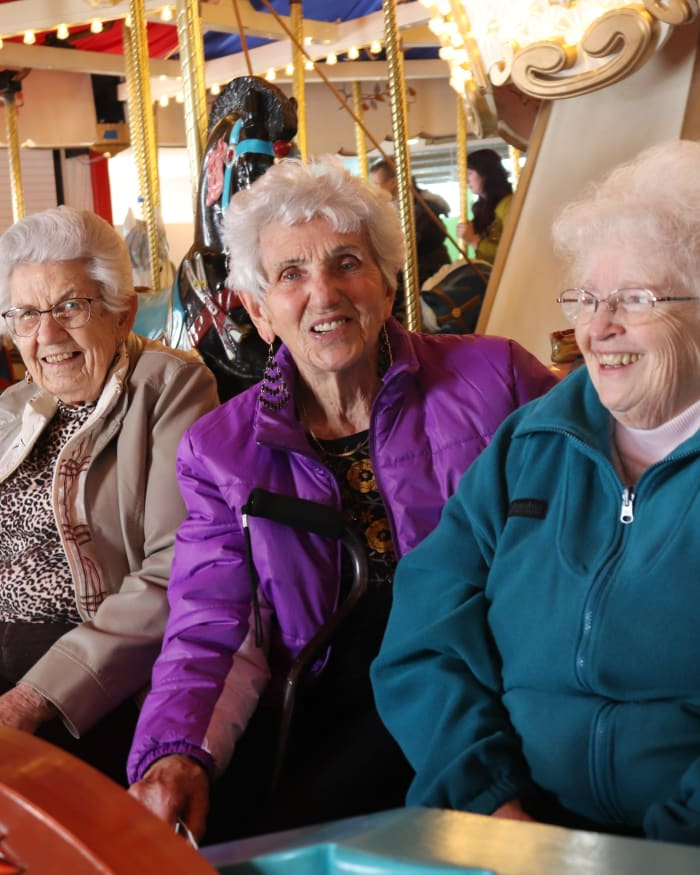 Residents enjoying community feel at The Springs at Butte in Butte, Montana