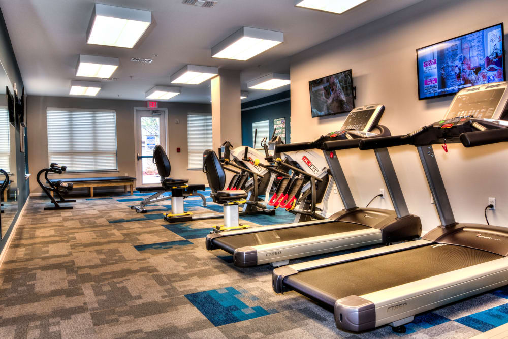 Avenida Partners, LLC wants you to stay fit!