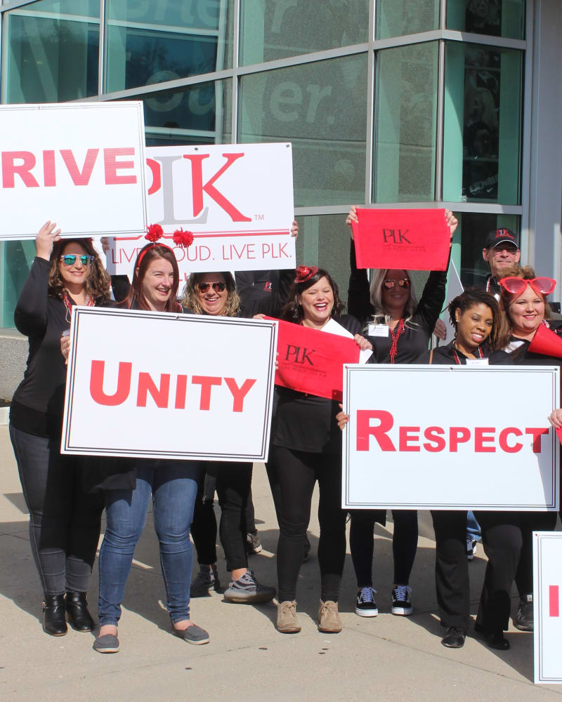 Employees of PLK Communities