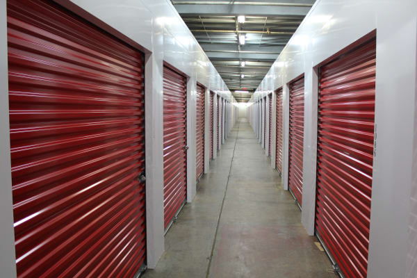 Self storage units for rent at NoDa Self Storage in Charlotte, NC