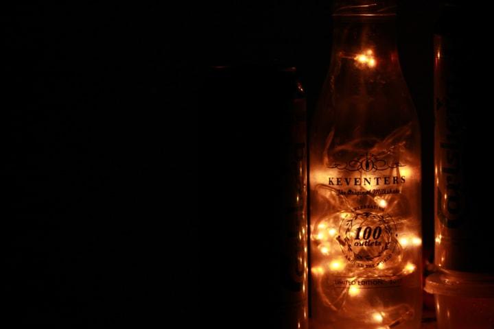 LED lantern at {{location_name}}