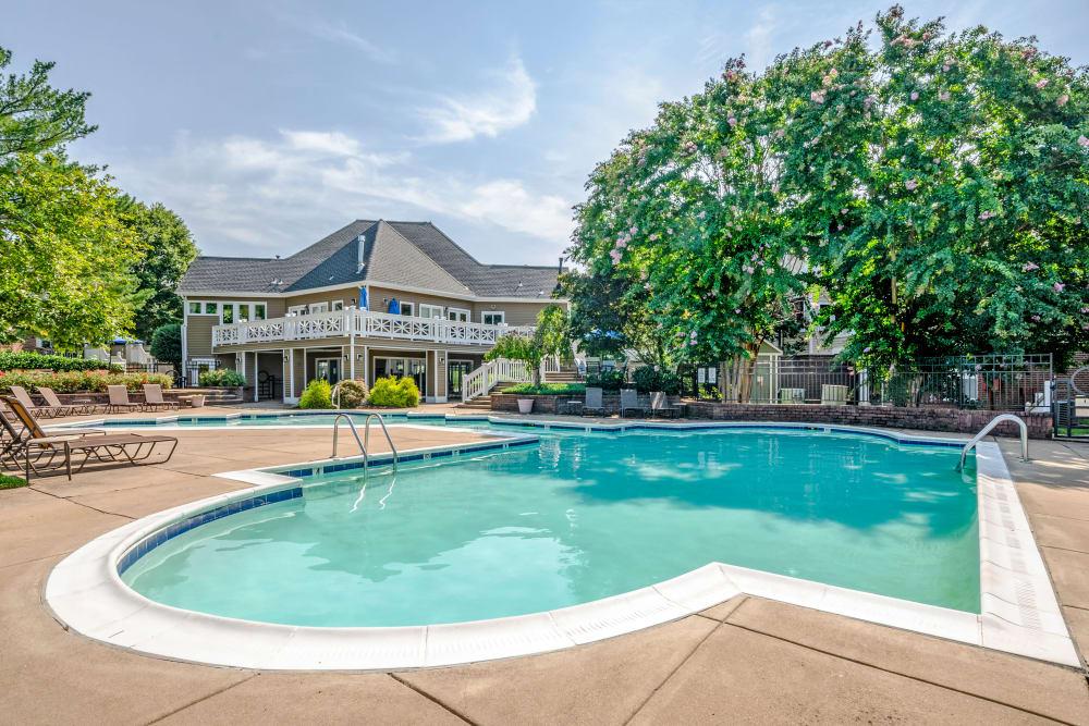 Pool at Residences at Belmont in Fredericksburg